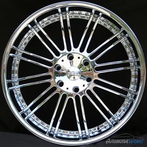 Fusion Flex 5x114 3 5x4 5 38mm Chrome Wheels Rims inch 20
