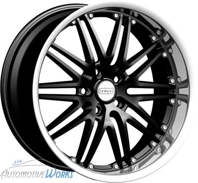 19 Dakar Black Wheels Rims inch Mercedes Audi 5x112